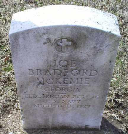 MCKEMIE, JOE BRADFORD - Ross County, Ohio | JOE BRADFORD MCKEMIE - Ohio Gravestone Photos