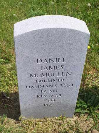 MCMULLEN, DANIEL JAMES - Ross County, Ohio | DANIEL JAMES MCMULLEN - Ohio Gravestone Photos