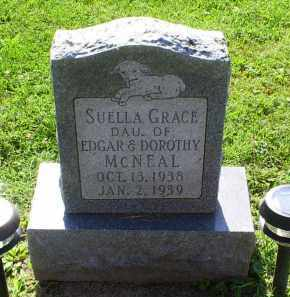 MCNEAL, SUELLA GRACE - Ross County, Ohio | SUELLA GRACE MCNEAL - Ohio Gravestone Photos