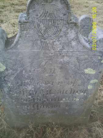 MCUTCHON, SARAH - Ross County, Ohio | SARAH MCUTCHON - Ohio Gravestone Photos