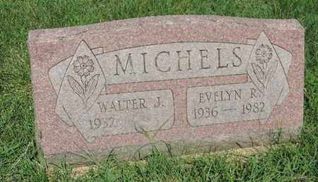 MICHELS, EVELYN R - Ross County, Ohio | EVELYN R MICHELS - Ohio Gravestone Photos