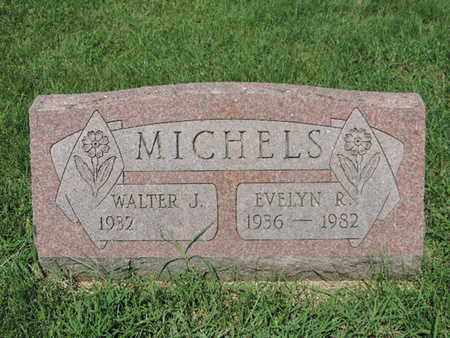MICHELS, WALTER J - Ross County, Ohio | WALTER J MICHELS - Ohio Gravestone Photos
