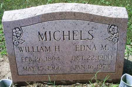 MICHELS, EDNA - Ross County, Ohio | EDNA MICHELS - Ohio Gravestone Photos