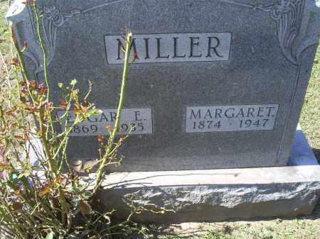 MILLER, EDGAR E. - Ross County, Ohio | EDGAR E. MILLER - Ohio Gravestone Photos