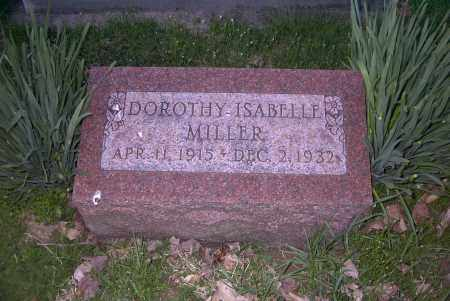 MILLER, DOROTHY ISABELLE - Ross County, Ohio | DOROTHY ISABELLE MILLER - Ohio Gravestone Photos