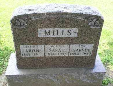 MILLS, SARAH - Ross County, Ohio | SARAH MILLS - Ohio Gravestone Photos