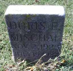 MISCHAL, DORIS E. - Ross County, Ohio | DORIS E. MISCHAL - Ohio Gravestone Photos
