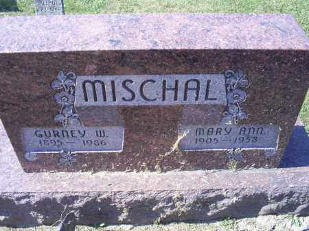 MISCHAL, GURNEY W. - Ross County, Ohio | GURNEY W. MISCHAL - Ohio Gravestone Photos