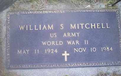 MITCHELL, WILLIAM S. - Ross County, Ohio | WILLIAM S. MITCHELL - Ohio Gravestone Photos