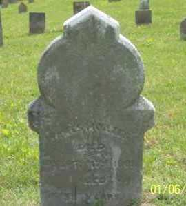 MOATES, JAMES - Ross County, Ohio | JAMES MOATES - Ohio Gravestone Photos