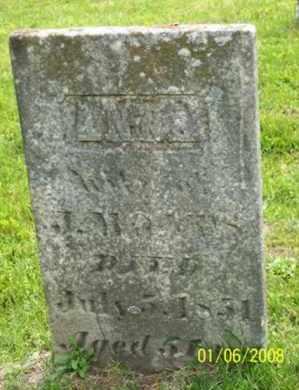 MOATS, ANN - Ross County, Ohio | ANN MOATS - Ohio Gravestone Photos