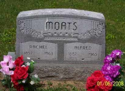 MOATS, RACHEL - Ross County, Ohio | RACHEL MOATS - Ohio Gravestone Photos