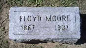 MOORE, FLOYD - Ross County, Ohio | FLOYD MOORE - Ohio Gravestone Photos