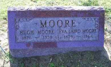MOORE, EVA - Ross County, Ohio | EVA MOORE - Ohio Gravestone Photos