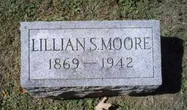 MOORE, LILLIAN S. - Ross County, Ohio | LILLIAN S. MOORE - Ohio Gravestone Photos