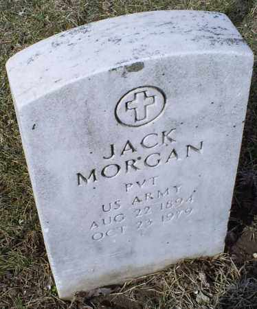 MORGAN, JACK - Ross County, Ohio | JACK MORGAN - Ohio Gravestone Photos