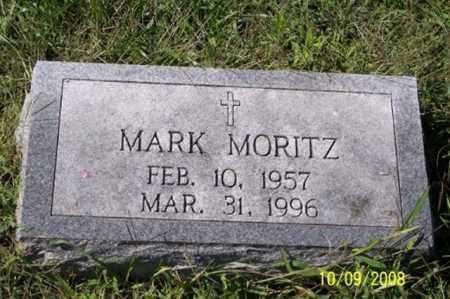 MORITZ, MARK - Ross County, Ohio | MARK MORITZ - Ohio Gravestone Photos