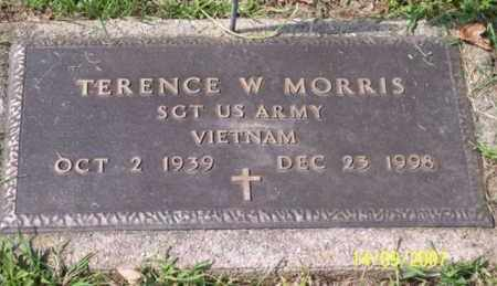 MORRIS, TERENCE W. - Ross County, Ohio | TERENCE W. MORRIS - Ohio Gravestone Photos