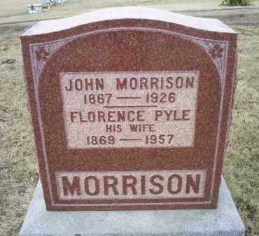 MORRISON, JOHN - Ross County, Ohio | JOHN MORRISON - Ohio Gravestone Photos
