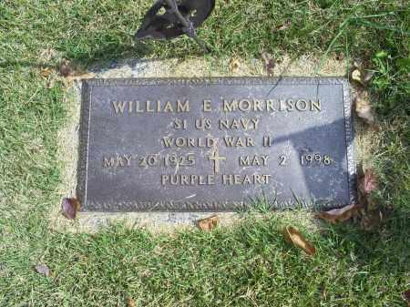 MORRISON, WILLIAM E. - Ross County, Ohio | WILLIAM E. MORRISON - Ohio Gravestone Photos