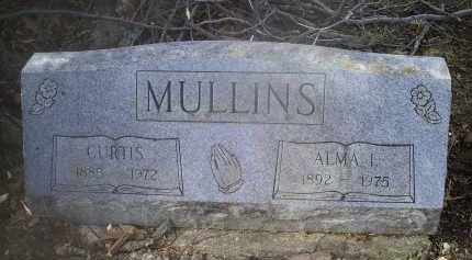 MULLINS, CURTIS - Ross County, Ohio | CURTIS MULLINS - Ohio Gravestone Photos