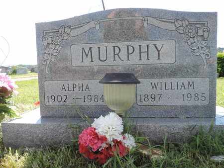 MURPHY, ALPHA - Ross County, Ohio | ALPHA MURPHY - Ohio Gravestone Photos