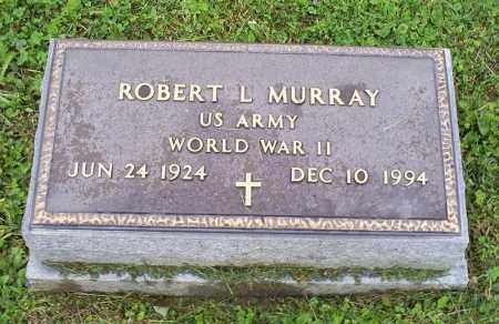 MURRAY, ROBERT L. - Ross County, Ohio | ROBERT L. MURRAY - Ohio Gravestone Photos