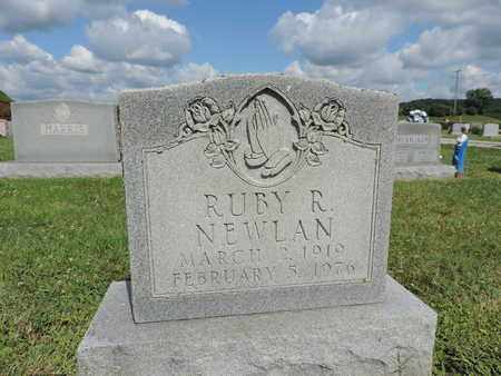 NEWLAN, RUBY R. - Ross County, Ohio | RUBY R. NEWLAN - Ohio Gravestone Photos