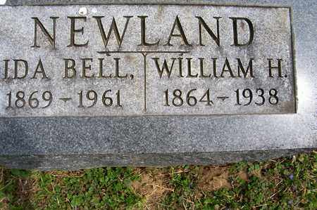 NEWLAND, IDA BELL - Ross County, Ohio | IDA BELL NEWLAND - Ohio Gravestone Photos