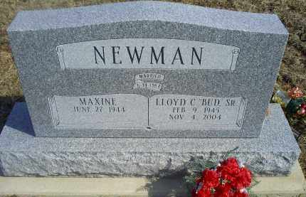 "NEWMAN, LLOYD C. SR. ""BUD"" - Ross County, Ohio 