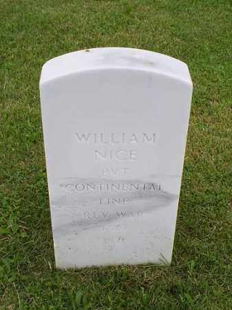NICE, WILLIAM - Ross County, Ohio | WILLIAM NICE - Ohio Gravestone Photos
