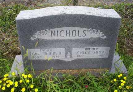 NICHOLS, CHLOE - Ross County, Ohio | CHLOE NICHOLS - Ohio Gravestone Photos