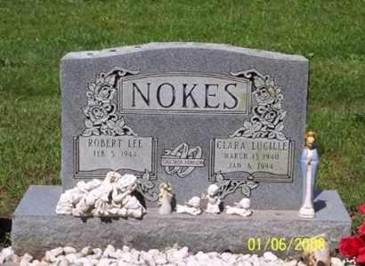 NOKES, CLARA LUCILLE - Ross County, Ohio   CLARA LUCILLE NOKES - Ohio Gravestone Photos