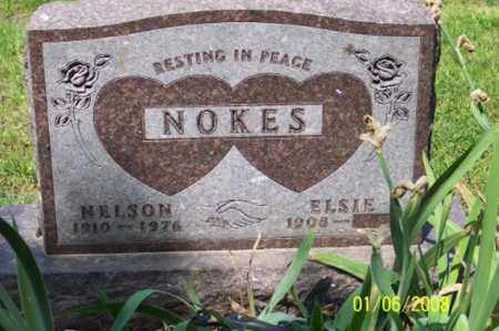 NOKES, ELSIE - Ross County, Ohio | ELSIE NOKES - Ohio Gravestone Photos