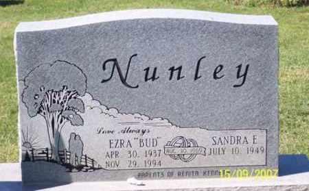 "NUNLEY, EZRA ""BUD"" - Ross County, Ohio | EZRA ""BUD"" NUNLEY - Ohio Gravestone Photos"