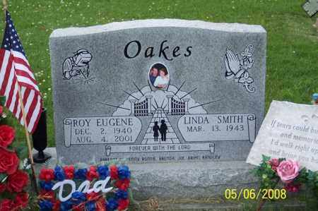 OAKES, ROY EUGENE - Ross County, Ohio | ROY EUGENE OAKES - Ohio Gravestone Photos