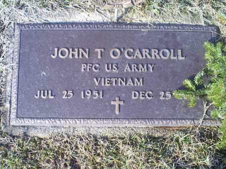 O'CARROLL, JOHN T. - Ross County, Ohio | JOHN T. O'CARROLL - Ohio Gravestone Photos