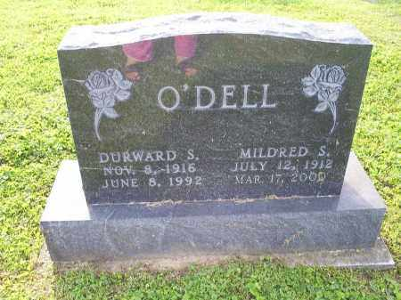 O'DELL, DURWARD S. - Ross County, Ohio | DURWARD S. O'DELL - Ohio Gravestone Photos