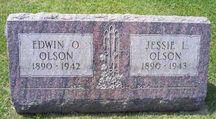 OLSON, EDWIN O. - Ross County, Ohio | EDWIN O. OLSON - Ohio Gravestone Photos