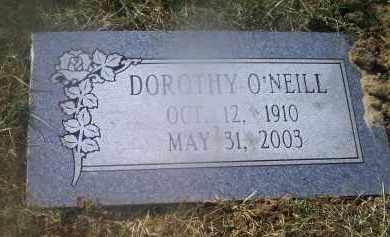 O'NEILL, DOROTHY - Ross County, Ohio | DOROTHY O'NEILL - Ohio Gravestone Photos