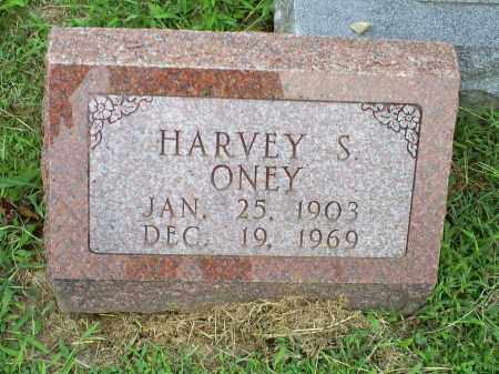 ONEY, HARVEY S. - Ross County, Ohio | HARVEY S. ONEY - Ohio Gravestone Photos