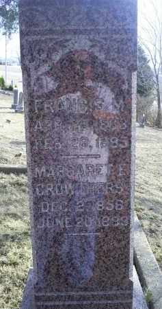 OVERLY, MARGARET E. - Ross County, Ohio | MARGARET E. OVERLY - Ohio Gravestone Photos