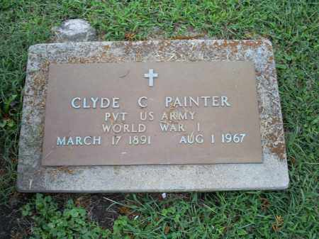 PAINTER, CLYDE C. - Ross County, Ohio | CLYDE C. PAINTER - Ohio Gravestone Photos