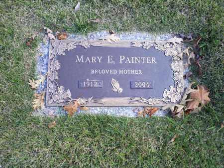 PAINTER, MARY E. - Ross County, Ohio | MARY E. PAINTER - Ohio Gravestone Photos