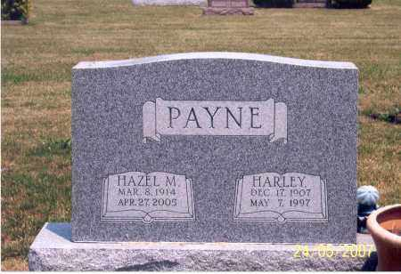 PAYNE, HARLEY - Ross County, Ohio | HARLEY PAYNE - Ohio Gravestone Photos