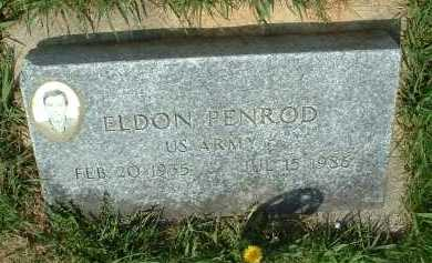 PENROD, ELDON - Ross County, Ohio | ELDON PENROD - Ohio Gravestone Photos