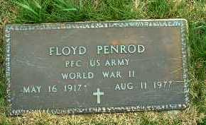 PENROD, FLOYD - Ross County, Ohio | FLOYD PENROD - Ohio Gravestone Photos