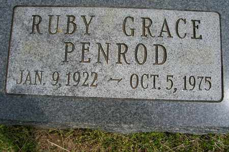 PENROD, RUBY - Ross County, Ohio | RUBY PENROD - Ohio Gravestone Photos
