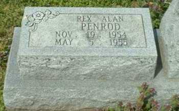 PENROD, REX ALAN - Ross County, Ohio   REX ALAN PENROD - Ohio Gravestone Photos