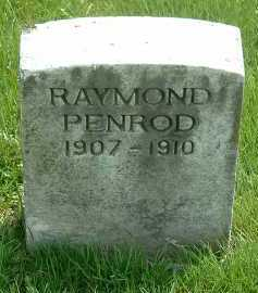 PENROD, RAYMOND - Ross County, Ohio | RAYMOND PENROD - Ohio Gravestone Photos